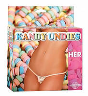 Съедобное белье - Edible Kandy Undies For Her