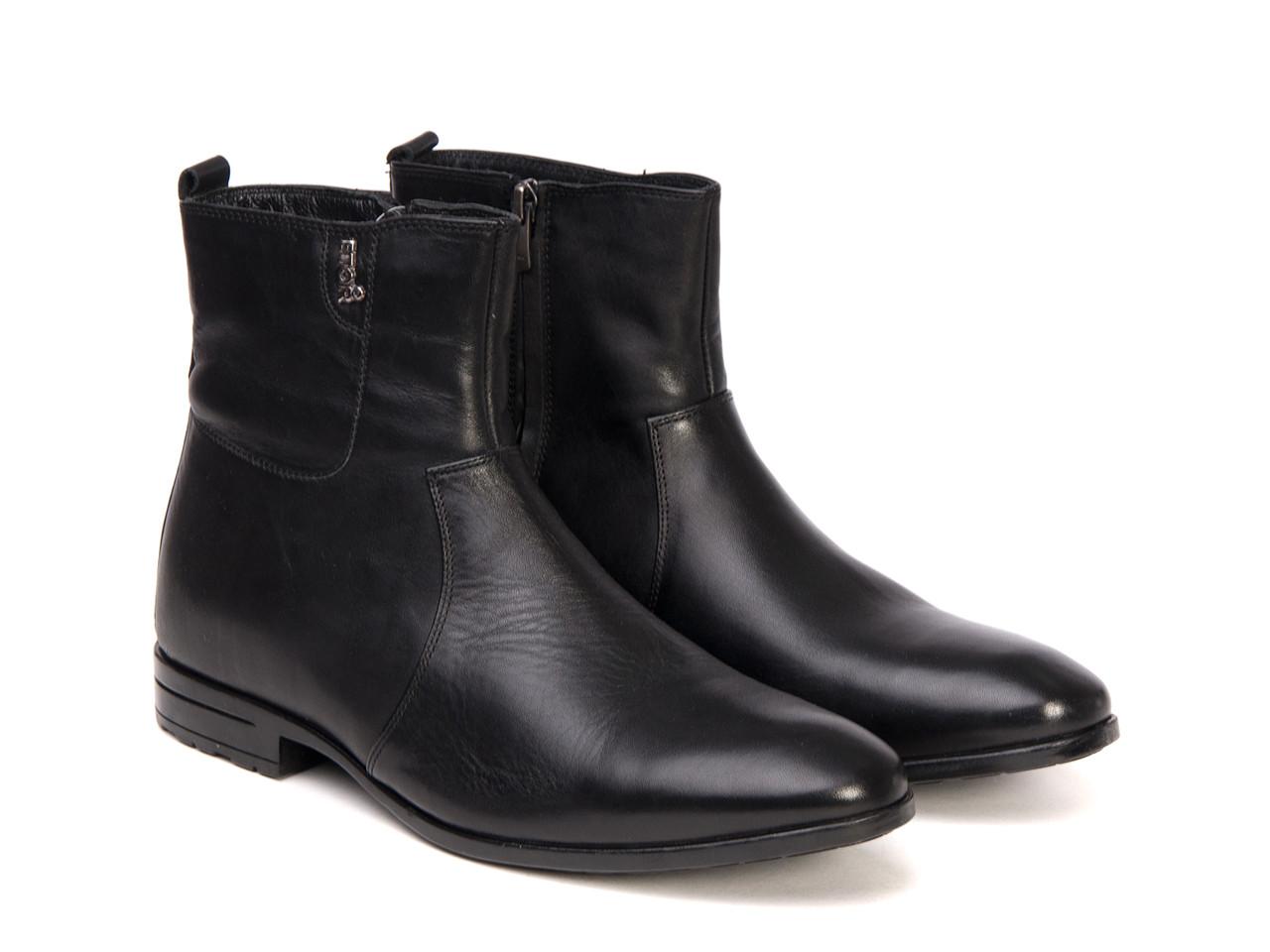 Ботинки Etor 1180-7040 черные