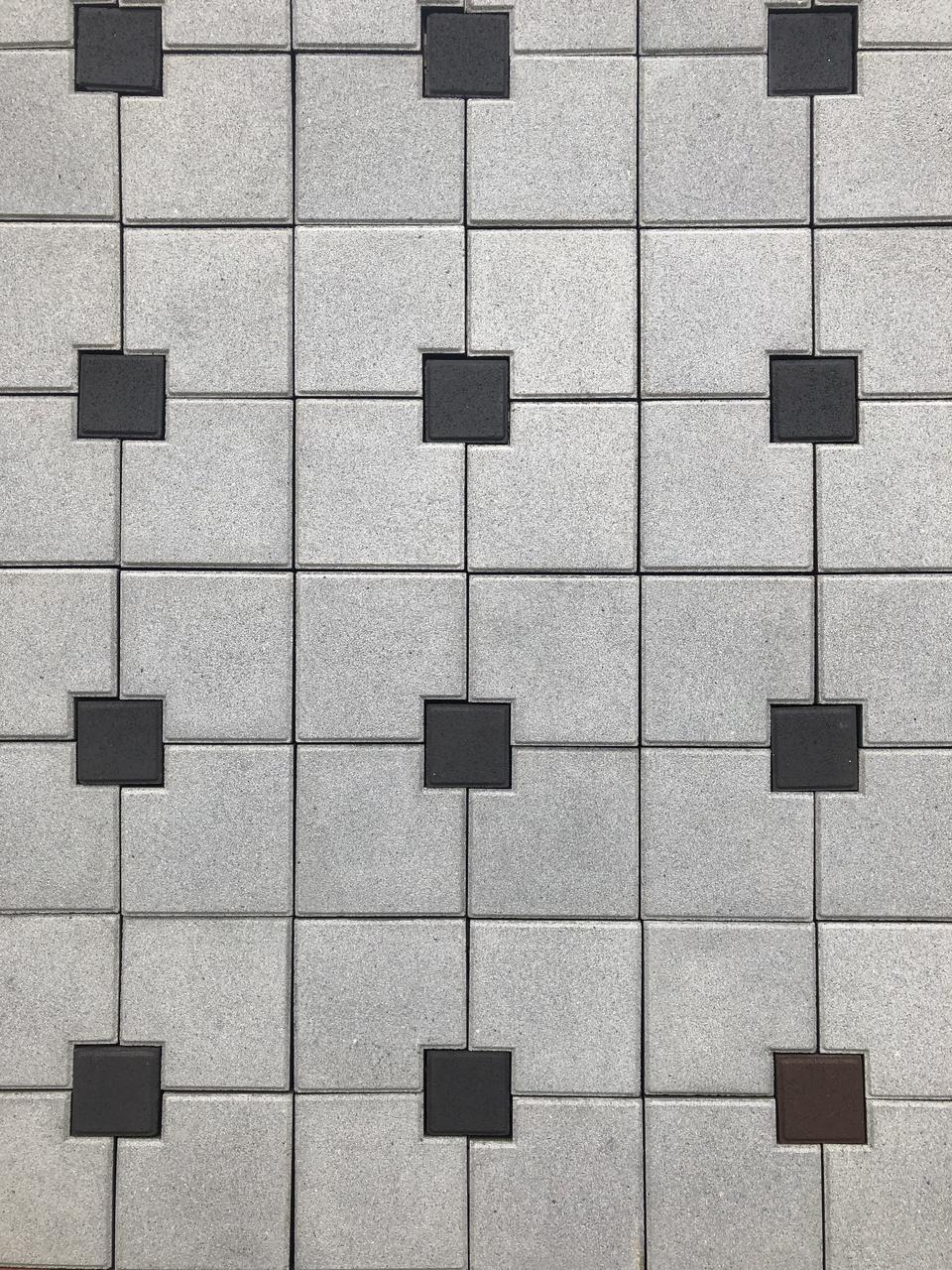Тротуарная плитка ЭКО стенд 8-11