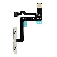 Шлейф для iPhone 6 Plus, с кнопками регулировки громкости