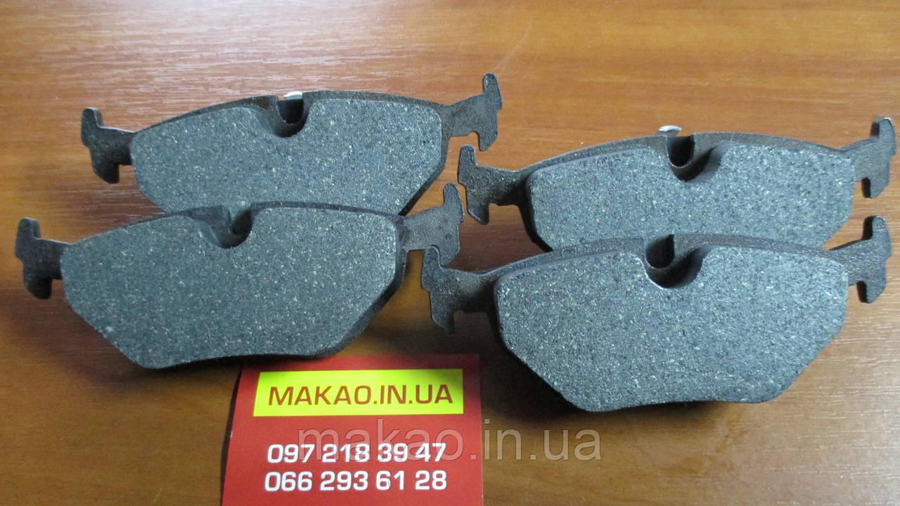 """Колодки тормозные дисковые задние MG6/MG550. Пр-во  """"Fitshi"""""""