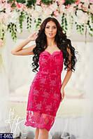 Платье T-0463