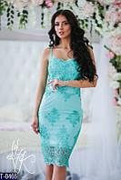 Платье T-0466