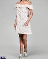 Платье T-0590