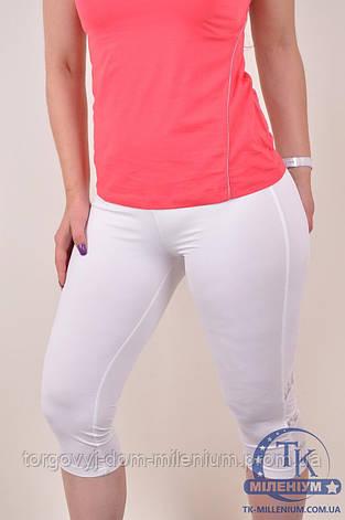 Бриджи спортивные женские эластиковые Billcee 11Y0336-PL Размер:42,44,46,48,50, фото 2