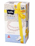 Прокладки ежедневные bella Panty Sensitive Elegance, 50 + 10 шт.