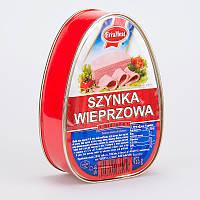 Ветчина Szynka Wieprzowa Mielona 455гр