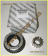 Синхронізатор КПП 1-2 передача (муфта) Fiat Scudo II 1.6 HDi ОРИГІНАЛ 9467601780