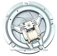 Мотор (двигатель) конвекции для плиты Electrolux EOB43100X.В сборе с крыльчаткой.