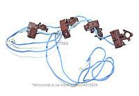 Микровыключатели блока поджига для варочной панели Whirlpool 481227648142