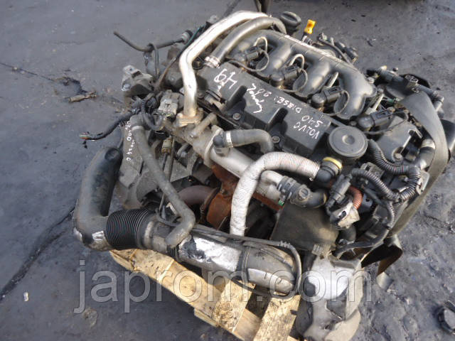 Мотор (Двигатель) Ford Mondeo Mk4 2.0 TDCI 140л.с UFBA 2007r