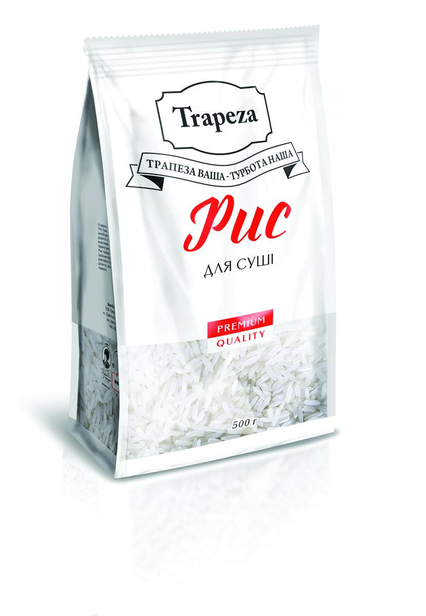 Рис Трапеза 0,5кг для суші