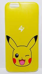 """Чехол-накладка """"Пакемон/Pokemon"""" для iPhone 6G"""