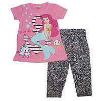 Детский летний костюм для девочки 'Русалочка' 2-3 года