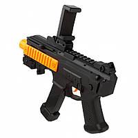 AR Game Gun (Black, black with bullets)