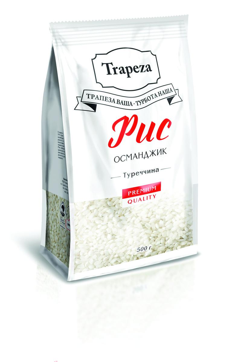 Рис Трапеза 0,5кг Османджик Туреччина