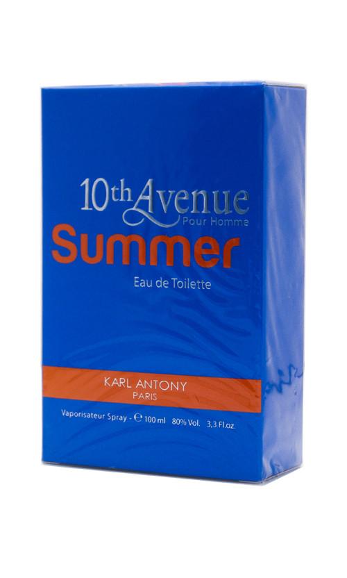 Туалетная вода 10th Avenue SUMMER Pour Homme для мужчин 100 мл Код 7445