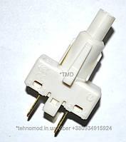 Кнопка запалювання для плити Gorenje 273757.Двухконтактная.