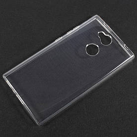 Чохол накладка для Sony Xperia L2 H4311 силіконовий ультратонкий, Air Case, прозорий