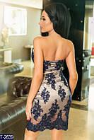 Платье T-2639