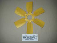 Вентилятор 245-1308040-А (МТЗ, Д-245) 6-ти лопастной металл.