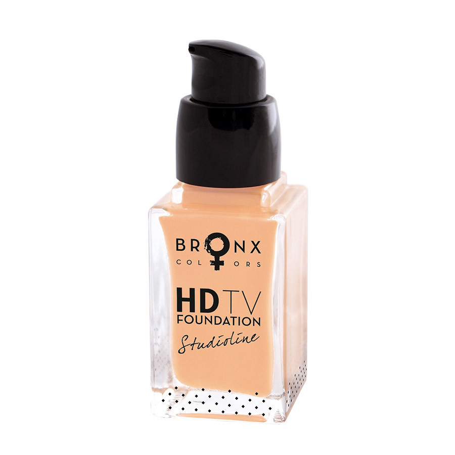 Bronx HDTV02 Beige Studioline HD TV Foundation