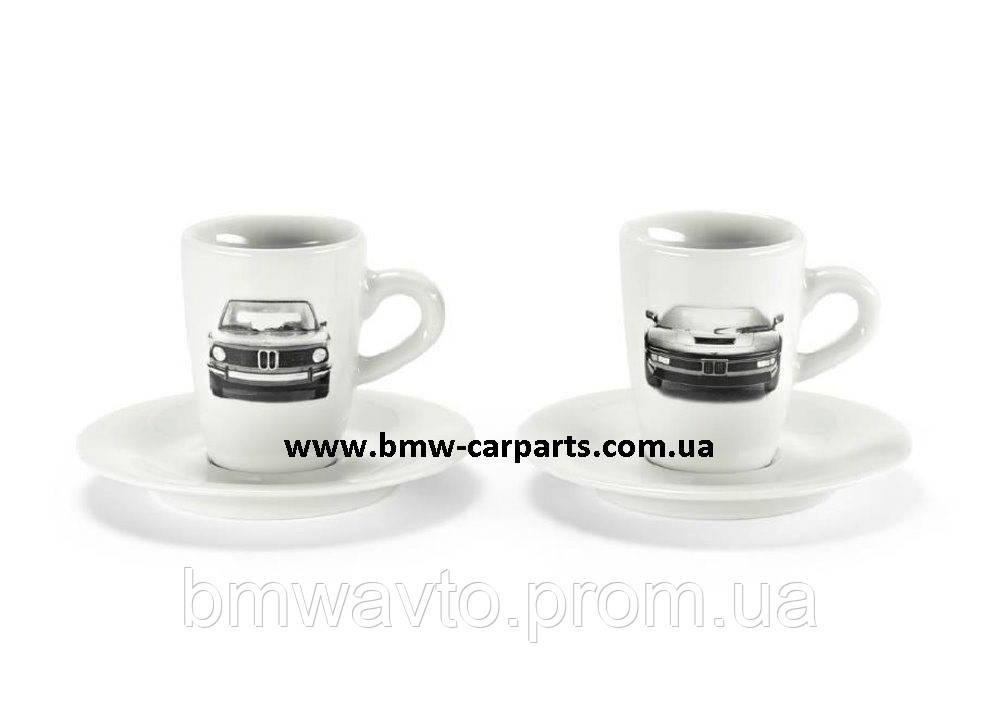 Набор чашек для эспрессо BMW M1/2002 Set 2018, фото 2