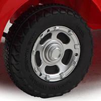 Колесо для детского электромобиля Mercedes JE 128 RETRO - купить оптом, фото 1