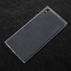 Чехол накладка для Sony Xperia XA1 G3112 силиконовый ультратонкий, Air Case, прозрачный