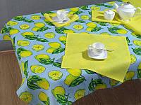 """Столовый набор """"Лимоны"""""""