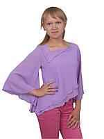 Блузка детская для девочек  М-293  рост 158