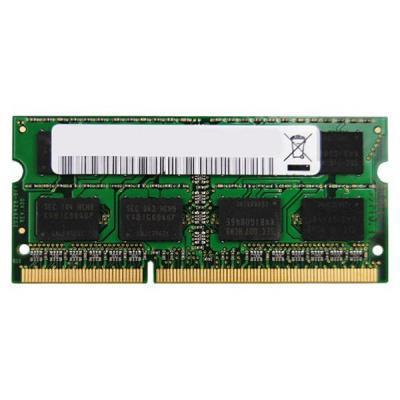 Модуль памяти для ноутбука SoDIMM DDR3 4GB 1600 MHz Golden Memory (GM1