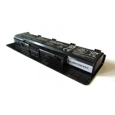 Аккумулятор для ноутбука Asus N56 11,1V 4400mAh Grand-X (A32-N56)