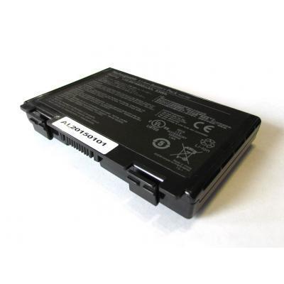 Аккумулятор для ноутбука Asus K50 10,8V 4400mAh Grand-X (A32-F82)