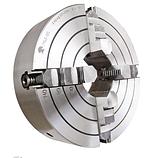 Патрон токарный 4-х кулачковый 7103-0045 - 250 мм конус 6, фото 2