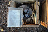 Патрон токарный 4-х кулачковый 7103-0045 - 250 мм конус 6, фото 3