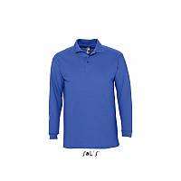 Рубашка поло с длинным рукавом SOL'S WINTER ( кофта поло )