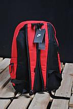Рюкзак топ качества реплика Nike  рюкзак найк/ красный, фото 2