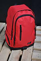 Рюкзак топ качества реплика Nike  рюкзак найк/ красный, фото 3