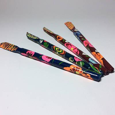 Ручка дерев'янна