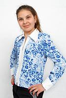 Блузка детская для девочек  М-349  рост 134