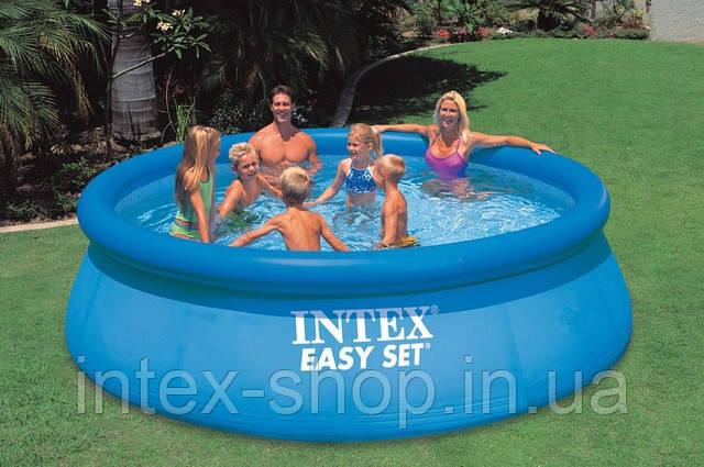 Надувной бассейн Intex 28144 (56930) (366x91 см.), фото 2