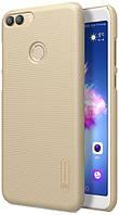 Чехол на Huawei P smart Nillkin - Frosted Shield Gold