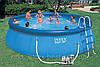 АКЦИЯ!!! Надувные бассейны Intex | Купить надувной бассейн Intex + хлорогенератор