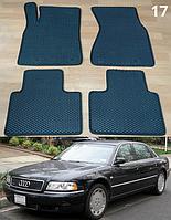Коврики на Audi A8 '94-02. Автоковрики EVA