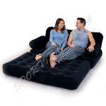 BestWay 67356 «Comfort Quest» Надувной диван-трансформер 5в1 (193x152x64) + насос 220V. Велюр.