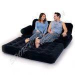 BestWay 67356 «Comfort Quest» Надувной диван-трансформер 5в1 (193x152x64) + насос 220V. Велюр., фото 2