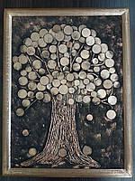 Грошове дерево 30*40 см