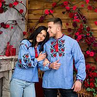 Для влюбленных парные вышиванки в Украине. Сравнить цены ea7093fd51bf7