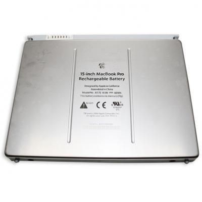 Аккумулятор для ноутбука Apple Apple A1175 60Wh (5500mAh) 6cell 10.8V